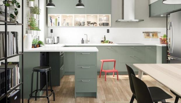 Η Νέα Τάση που θα Μεταμορφώσει την Κουζίνα σας -Έχει Κατακτήσει το Pinterest και Είναι Εξαιρετικά Πρωτότυπη