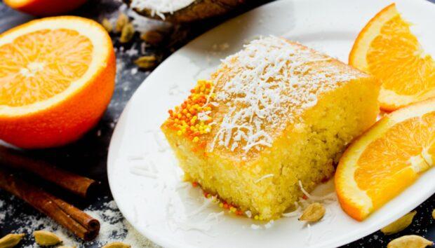Υγιεινή Συνταγή: Light Πορτοκαλόπιτα Χωρίς Ζάχαρη
