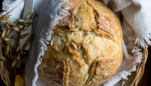 Δεν Έχετε Μαγιά; Δείτε πώς θα Κάνετε το Ψωμί σας να Φουσκώσει
