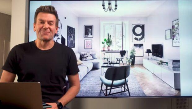 Εύκολες Ιδέες Διακόσμησης από το Σπίτι του Σπύρου Σούλη για το Σπίτι σας (VIDEO)!