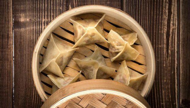 Μοσχαράκι με Dumplings από τον Άκη Πετρετζίκη!