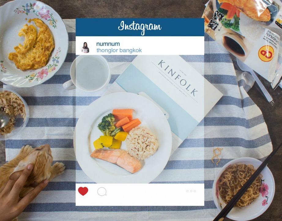 Τι και αν το φαγητό σας είναι γίγαντες με φέτα, το Instagram και η φωτογραφία φυσικά που θα ανεβάσετε θα το κάνει να δείχνει ως ένα από τα νοστιμότερα πιάτα με Χρυσό Σκούφο!