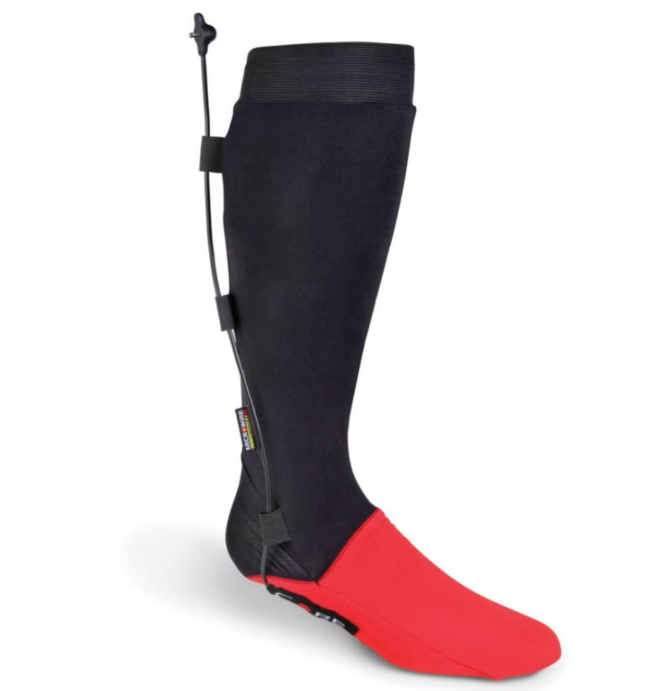 Είναι ιδανικές για χιόνια, ορειβασία, ψάρεμα και για όλες τις δραστηριότητες καθώς μπορείτε να φορέσετε κανονικά τα παπούτσια σας.