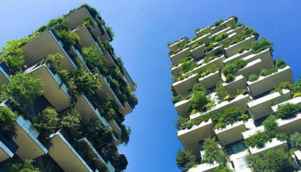 Η πιο 'Ομορφη Πολυκατοικία του Κόσμου, Είναι ένα Πανύψηλο… Δάσος!