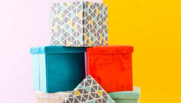 DIY: Δείτε πως Ένα Απλό Κουτί Μπορεί να Έχει Πολλαπλές Χρήσεις