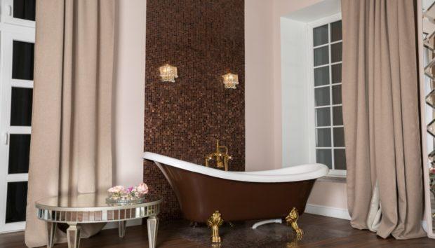 Να πώς θα Αποκτήσετε Αριστοκρατικό Μπάνιο με μια Κίνηση