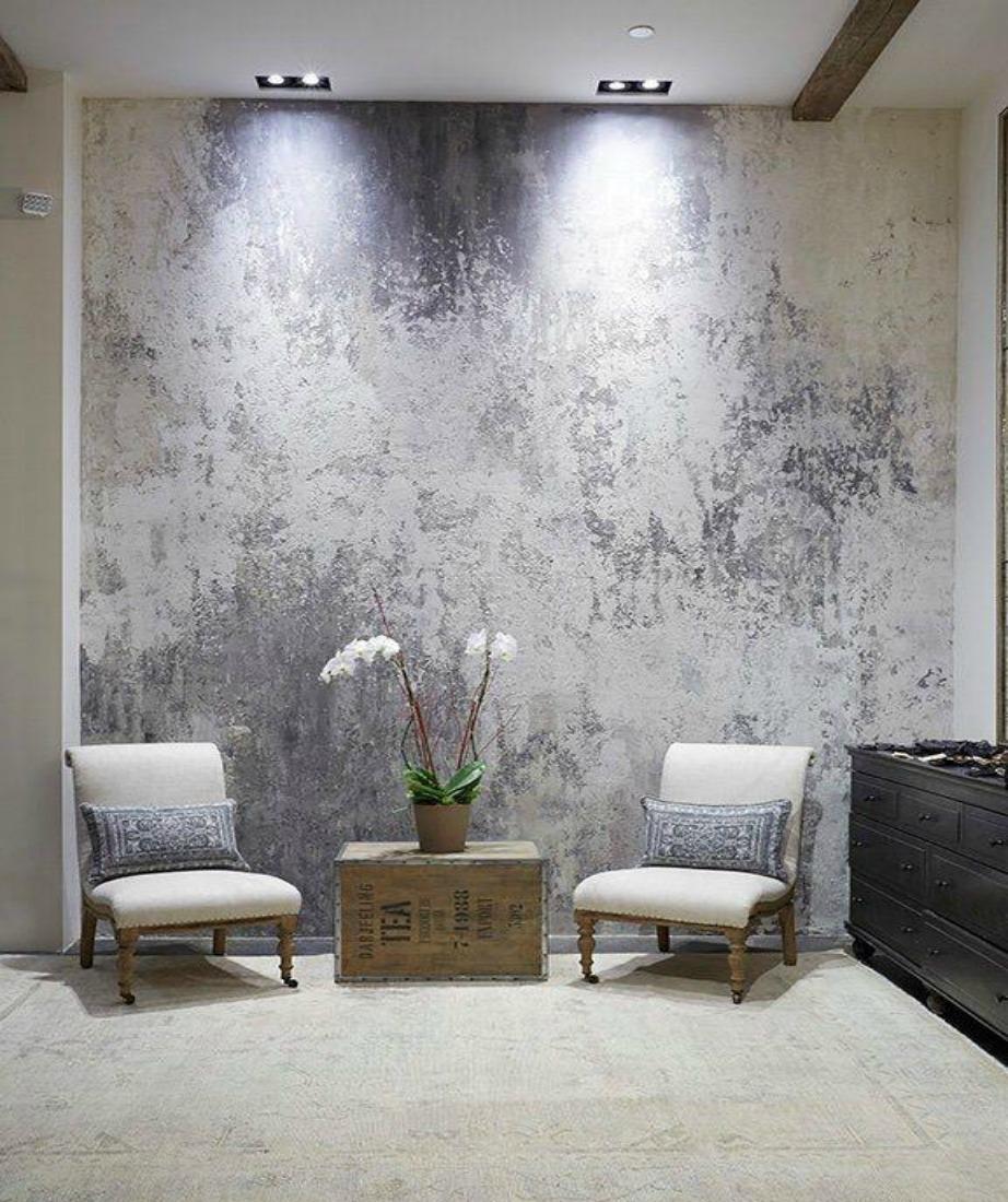 Συνδυάστε πολλές αποχρώσεις μαζί στον τοίχο που θα βάψετε για ακόμα πιο εντυπωσιακό αποτέλεσμα.