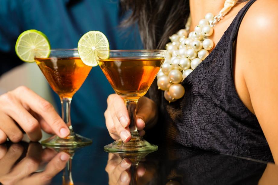 Τα ζευγάρια ρωτήθηκαν για τα ποτά που πίνουν και τις συμπεριφορές του συντρόφου τους.