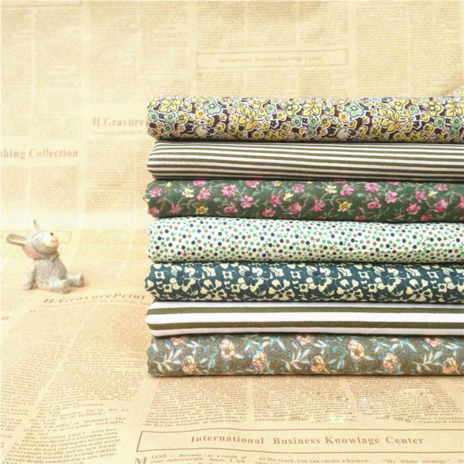 Επιλέξτε μισό μέτρο βαμβακερό ύφασμα σε όποιο σχέδιο και χρώμα σας αρέσει!
