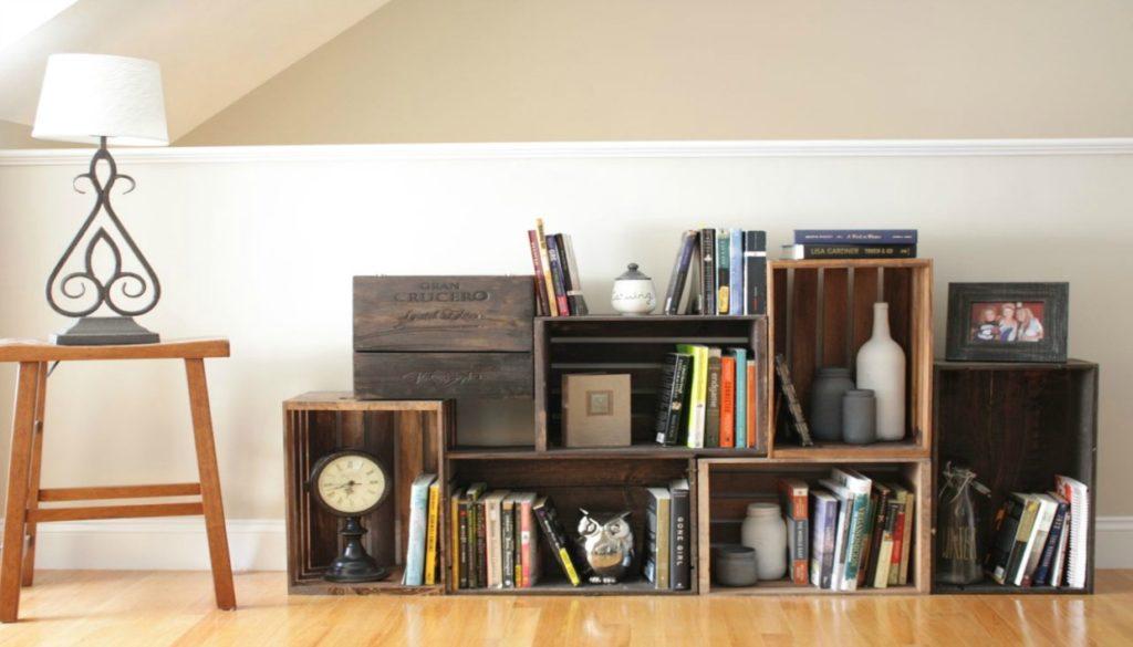6037971aff6a Ξύλινα Καφάσια  Μεταμορφώστε το Σπίτι σας με Αυτές τις 7 Ιδέες