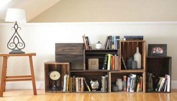 Ξύλινα Καφάσια: Μεταμορφώστε το Σπίτι σας με Αυτές τις 7 Ιδέες