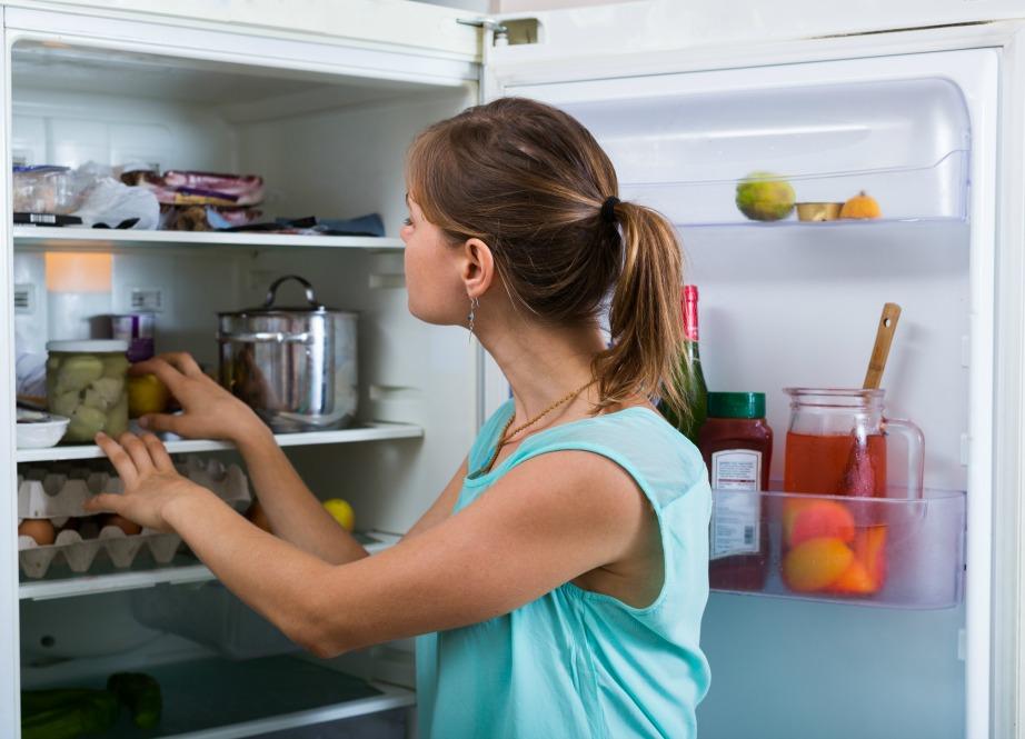 Ένα καλό ξεκαθάρισμα των τροφίμων από το ψυγείο σας κρίνεται απαραίτητο πριν τις διακοπές σας.