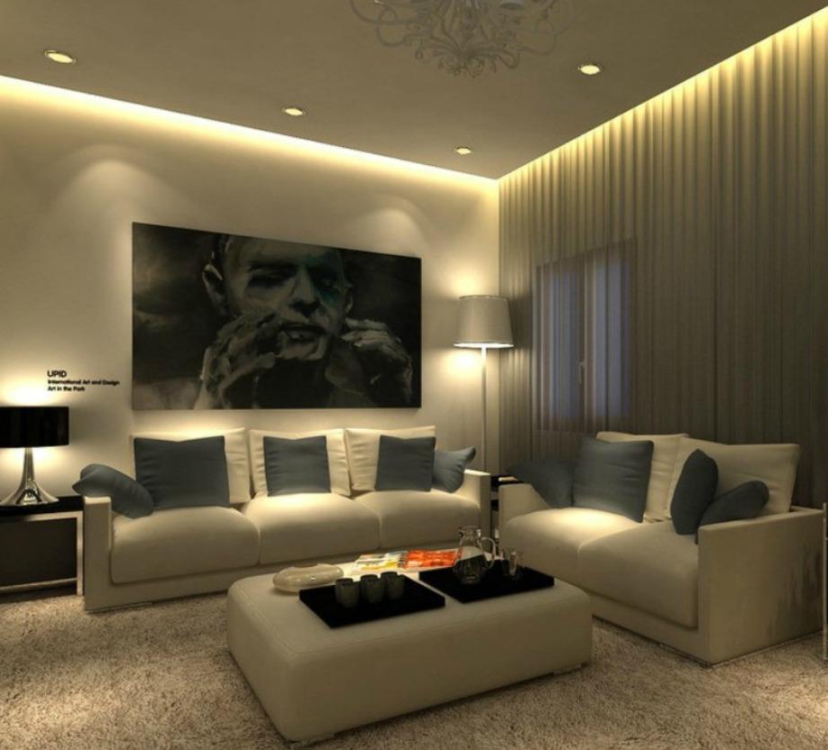 Φροντίστε ο φωτισμός του σπιτιού σας να μην κουράσει ή ζαλίσει τον επισκέπτη σας.