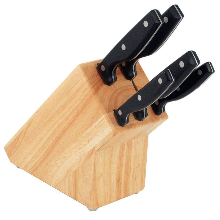 Αν δεν έχετε έτοιμη ξύλινη βάση, φτιάξτε εύκολα και οικονομικά τη δική σας βάση για μαχαίρια.
