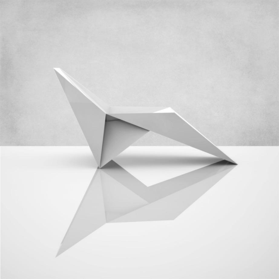 Αυτά είναι τα 3 τρίγωνα πάνω στα οποία βασίστηκε ο σχεδιασμός της.