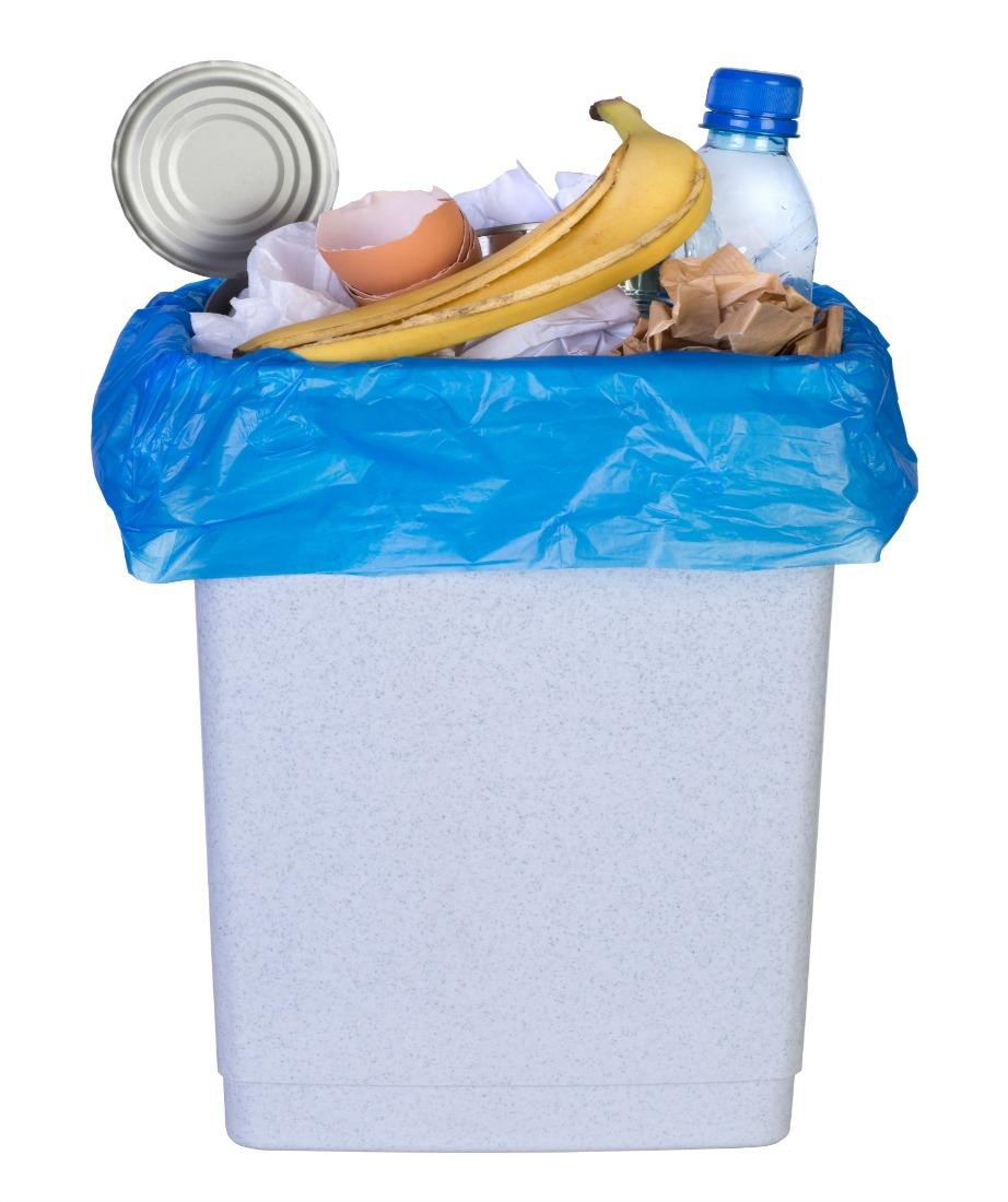 Αντιμετωπίστε κάθε άσχημη μυρωδιά από τα σκουπίδια σας.