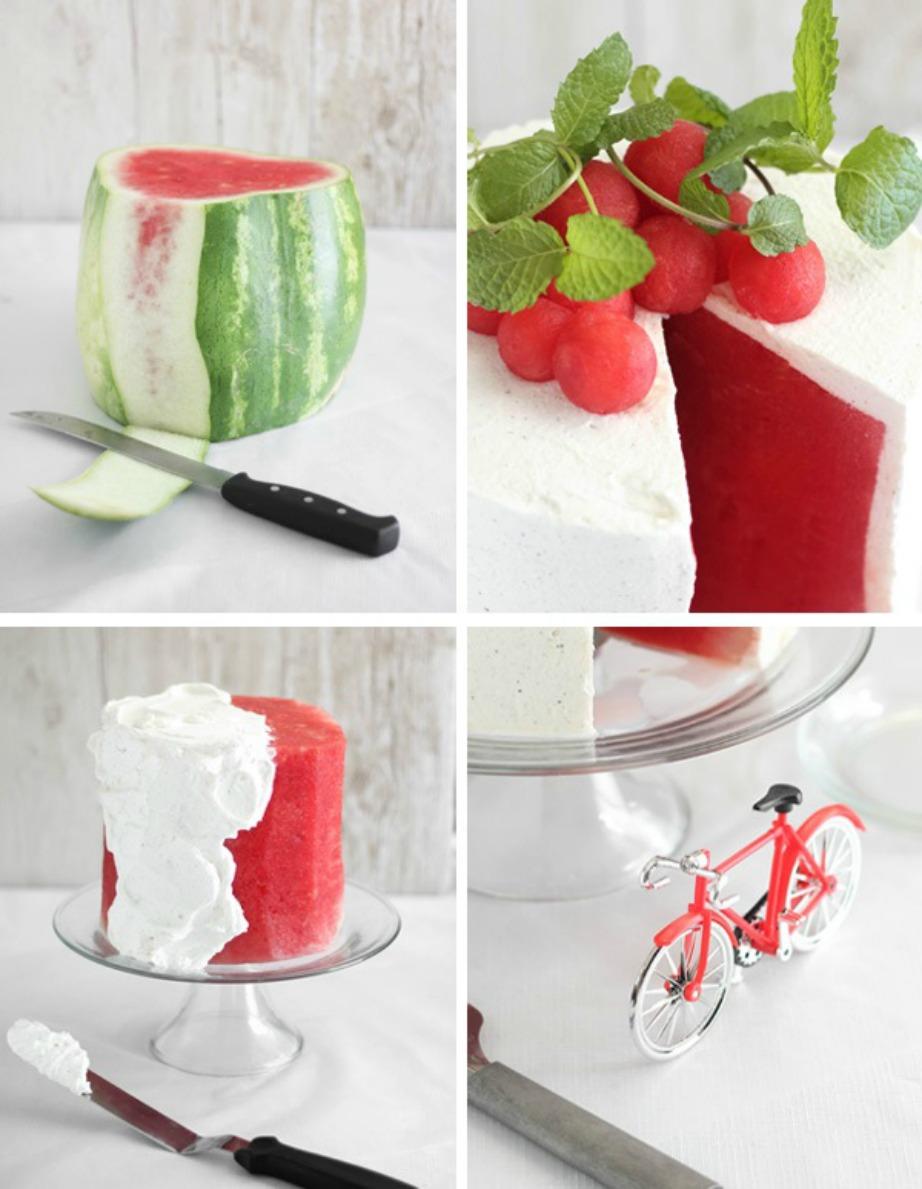 Θα μπορούσαμε να την χαρακτηρίσουμε και ως τούρτα μπλόφα! Κανείς δεν φαντάζεται το εσωτερικό της!