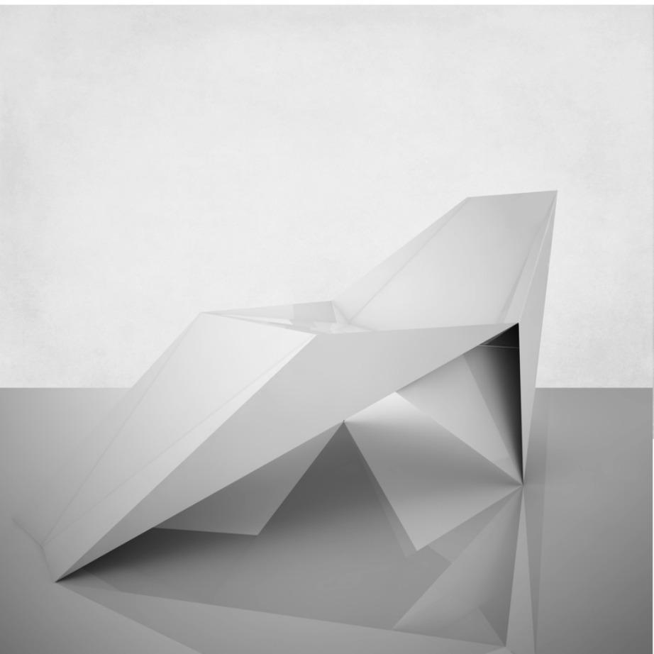 Η εντυπωσιακή Origami Chaise Longue!