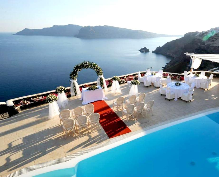 Διοργανώστε τον γάμο σας σε αυτό το ξενοδοχείο!