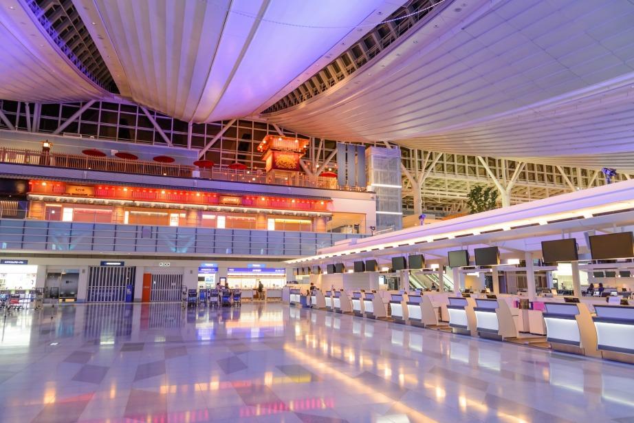 Το εντυπωσιακό αεροδρόμιο στο Τόκυο είναι το 4ο καλύτερο του κόσμου!