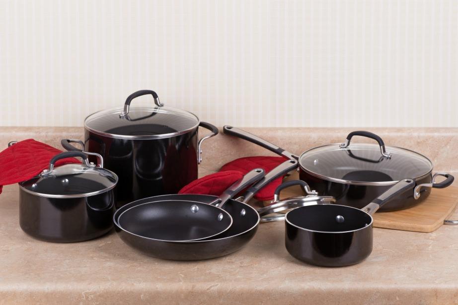 Επιλέξτε με προσοχή τα μαγειρικά σκεύη που χρησιμοποιείτε.