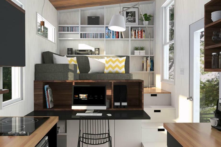 Με έξυπνες ιδέες μπορείς να συνδυάσεις 3 δωμάτια σε 1!