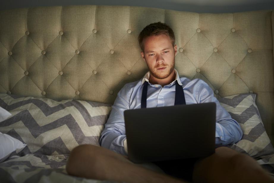Μην ασχολείστε με την δουλειά σας, όταν πέφτετε για ύπνο.