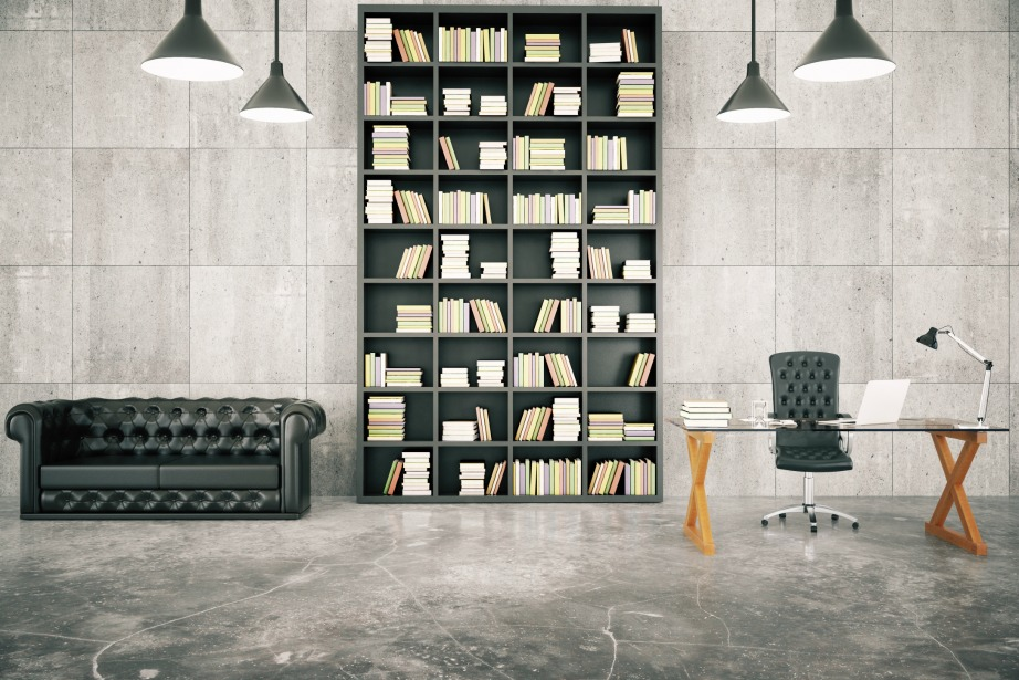 Εξαφανίστε τη σκόνη από τα βιβλία και το ψηλότερο ράφι της βιβλιοθήκης σας.