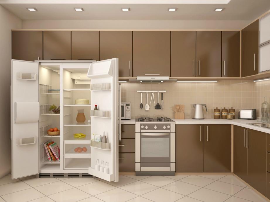Ο χώρος πίσω και κάτω από το ψυγείο είναι από τους πιο σκονισμένους σε όλο το σπίτι!
