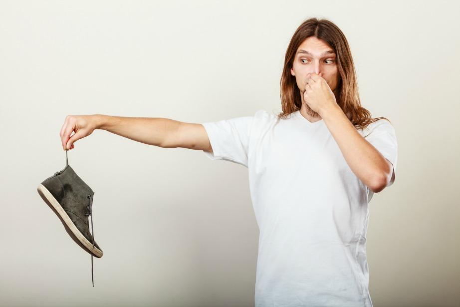 Ξεχάστε τα παπούτσια που μυρίζουν!