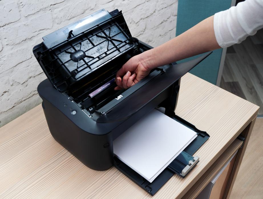 Οι ουσίες που έχουν τα χρώματα των εκτυπωτών laser είναι επιβλαβείς για την υγεία.