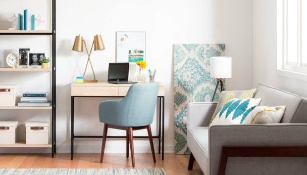 5 Μίνι Συμβουλές για να Μετατρέψετε το Βαρετό Γραφείο του Σπιτιού σας