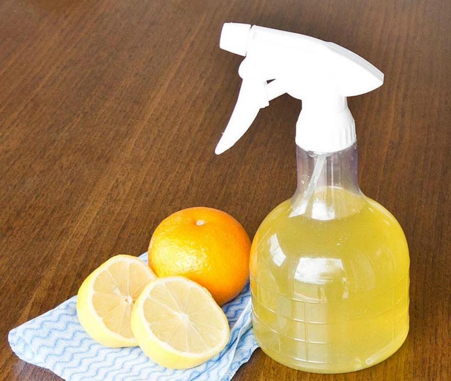 Φυσικό καθαριστικό για όλες τις χρήσεις σε μπουκαλάκι ψεκασμού για ακόμα πιο εύκολή χρήση.