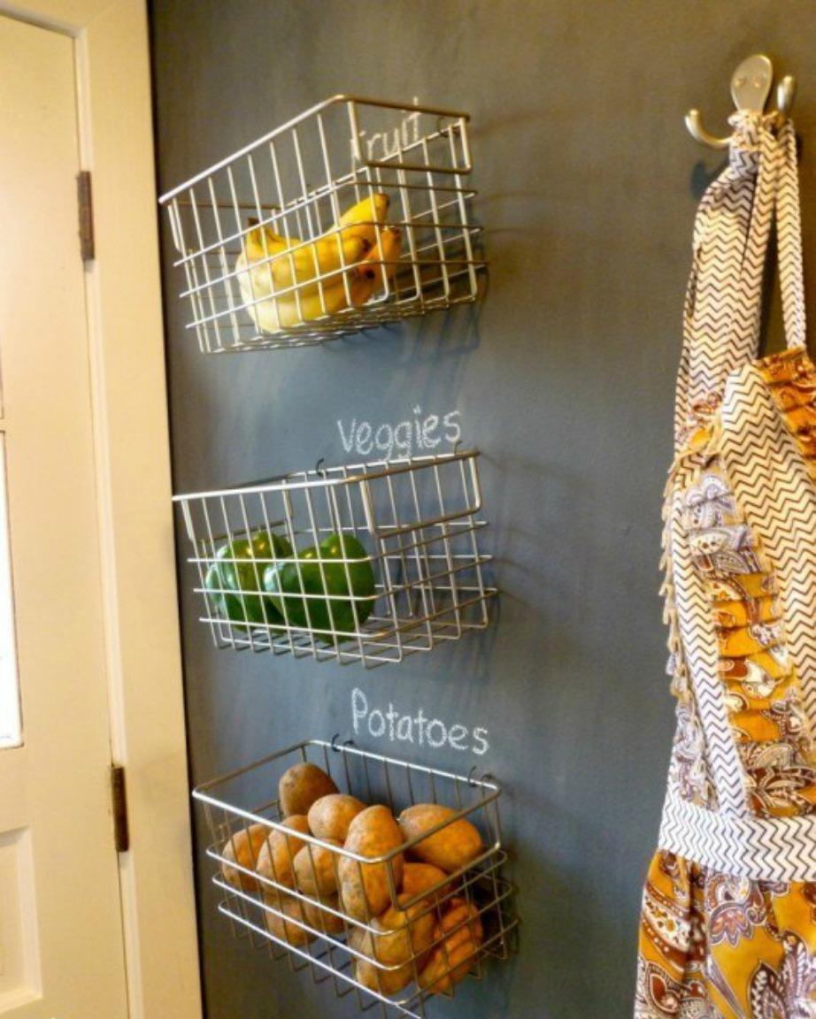 Ιδανικές για μια πιο μοντέρνα κουζίνα με έντονα μεταλλικά στοιχεία.