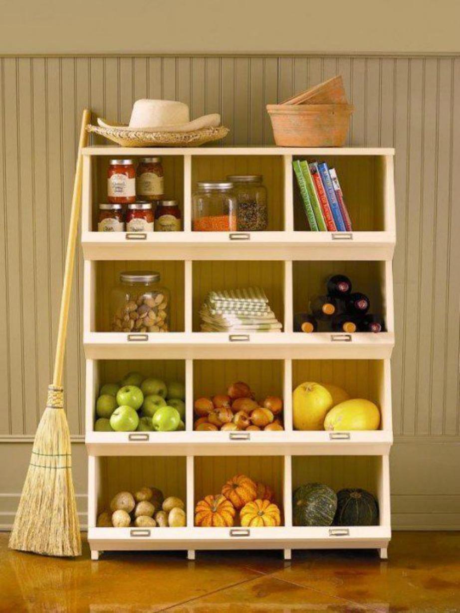 Ιδανική επιλογή αν ο χώρος της κουζίνας σας το επιτρέπει.