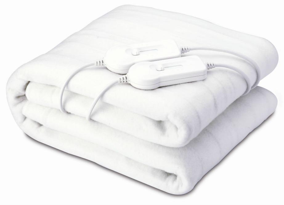 Ένα από τα καλά τις θερμαινόμενης κουβέρτας είναι πως αφαιρείται και πλένετε εύκολα.