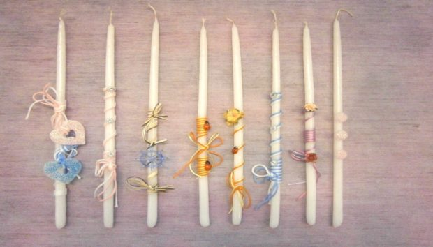 Φτιάξτε Μοντέρνα και Αρωματικά Κεριά από Χρησιμοποιημένες Λαμπάδες