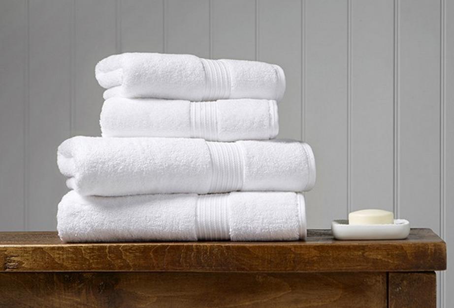 Εξαιτίας της σιλικόνης που περιέχει το μαλακτικό οι πετσέτες χάνουν την απορροφητικότητά τους