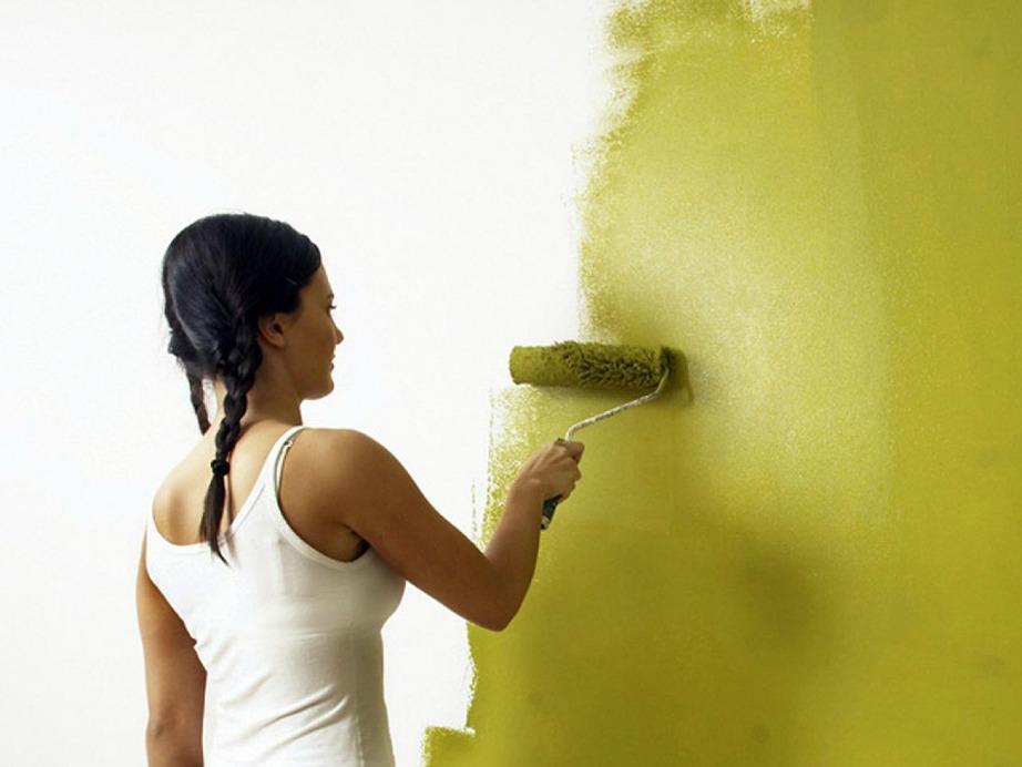 Ιδανικότερη περίοδος για να βάψετε τους τοίχους του σπιτιού σας είναι ο μήνας που διανύουμε.