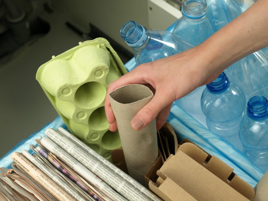 Ανακυκλώστε τα σκουπίδια σας!