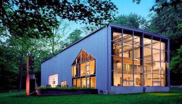 Το Σπίτι Αυτού του Αρχιτέκτονα Είναι Απλά Απίστευτο!