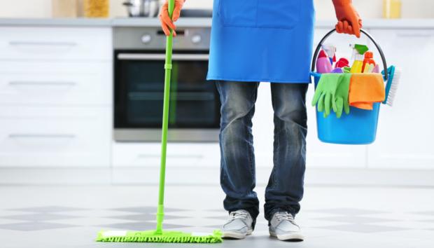 Ο Απόλυτος Οδηγός για να Καθαρίσετε το Σπίτι σε 1 Ώρα!