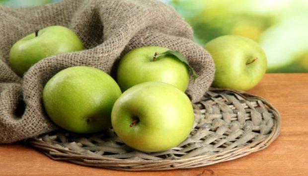 Διακοσμήστε το Τραπέζι σας με Πράσινα Μήλα