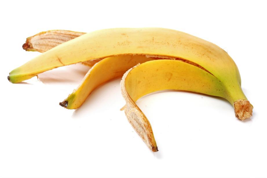 Φλούδα μπανάνας για αστραφτερό χαμόγελο!