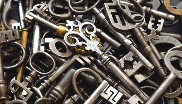 Δείτε 5 Υπέροχους Τρόπους για να Αξιοποιήσετε τα Παλιά σας Κλειδιά
