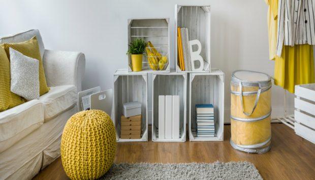 6 Αποθηκευτικοί Χώροι που δεν Είχατε Σκεφτεί στο Μικρό σας Διαμέρισμα