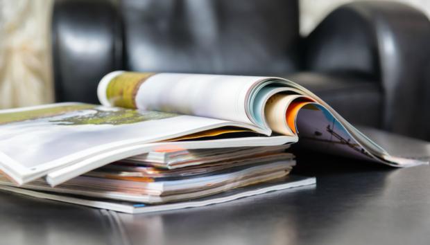 Παλιά Περιοδικά: Να τι Μπορείτε να Κάνετε με Αυτά!