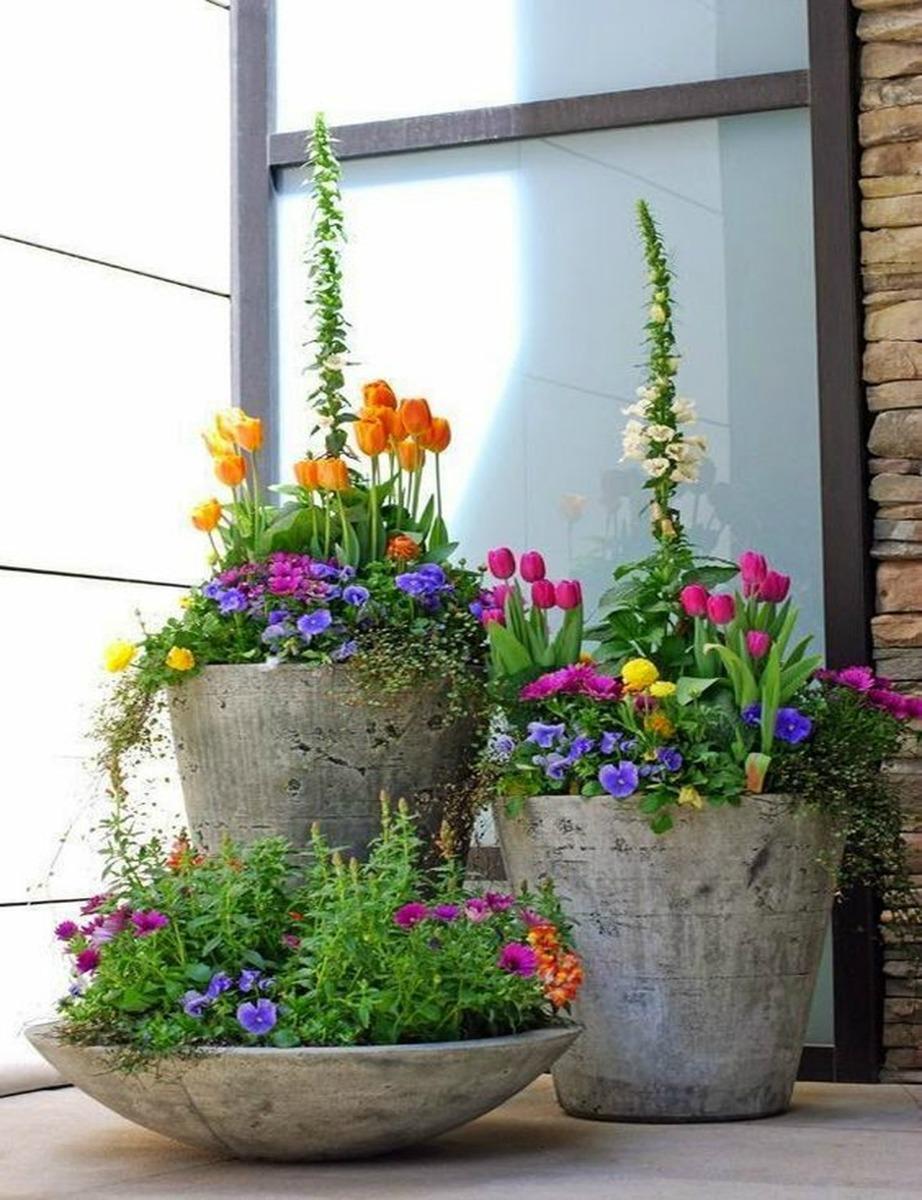 Δώστε χρώμα στην είσοδο του σπιτιού σας!