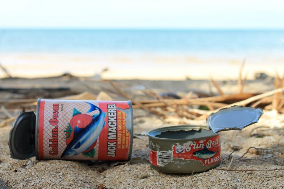 Το σκουπίδια στις παραλίες αποτελούν ένα εξαιρετικά αποκρουστικό θέαμα.