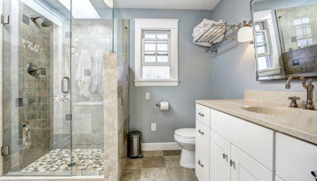 Αλλάξτε το Πάτωμα στο Μπάνιο σας Εύκολα και Οικονομικά.
